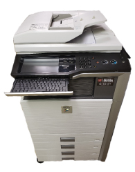 Sharp MX-4100n color A3 MFP, available in store Office Imaging Systems