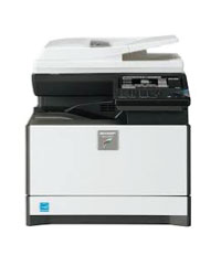 Sharp MX-C301W color MFP image